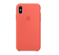 Чехол Silicone Case iPhone X/XS